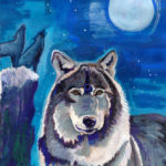 Wolf-spirit-animal-painting-by-judith-shaw